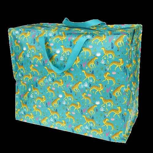 Cheetah Jumbo Storage Bag