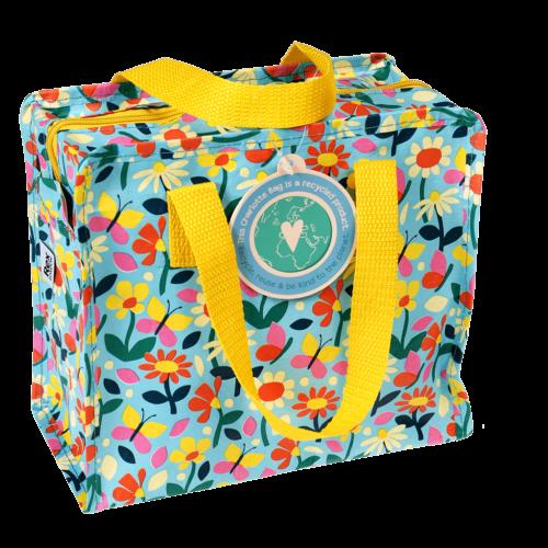 Butterfly Garden Charlotte Zipped Bag
