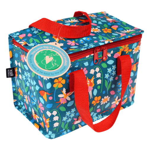 Fairies In The Garden Insulated Lunch Bag