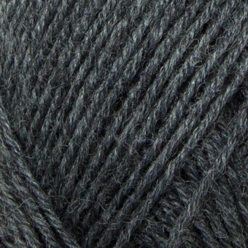 Truly Wool Rich 4 Ply Dark Grey 2626
