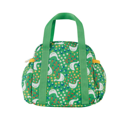 Frugi Pack A Picnic Lunch Bag: Springtime Geese