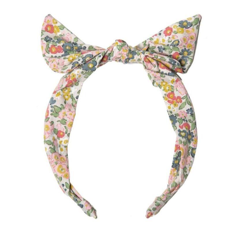 Secret Garden Tie Headband