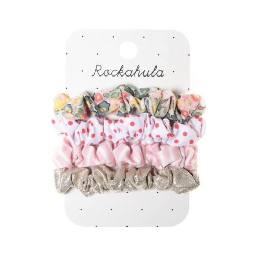 Secret Garden Scrunchie Set