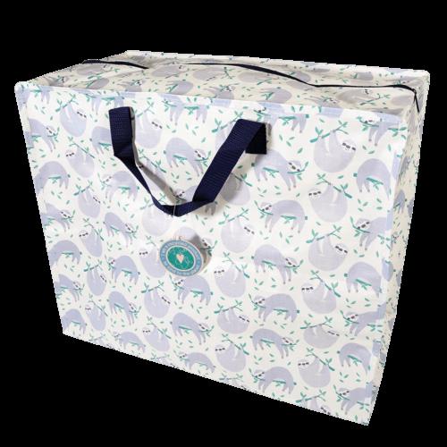 Sydney The Sloth Jumbo Storage Bag