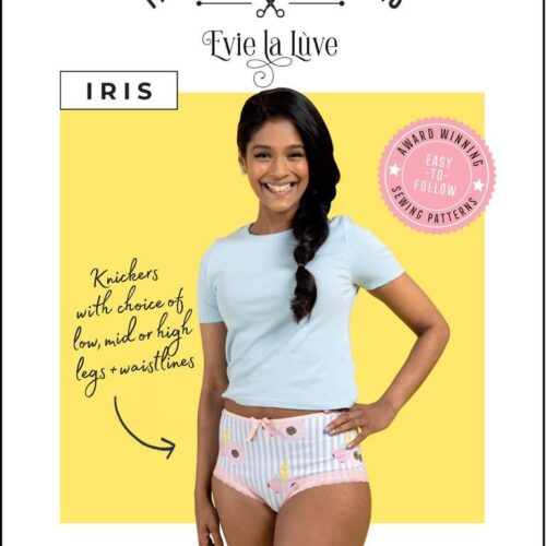 Tilly and the Buttons Iris Knickers Sewing Pattern
