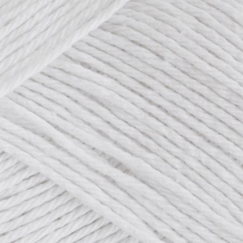 Stylecraft Craft Cotton White 5001