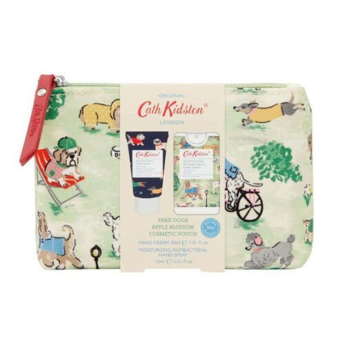 Cath Kidston Park Dogs Cosmetic Pouch