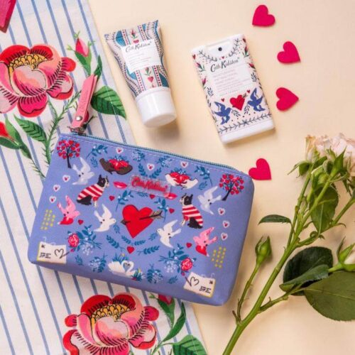 Cath Kidston Keep Kind Cosmetic Pouch