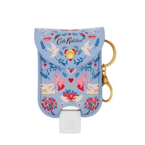 Cath Kidston Keep Kind Hand Bag Charm & Antibacterial Hand Gel